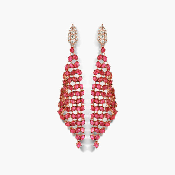 louis reichman, jewelry, earrings