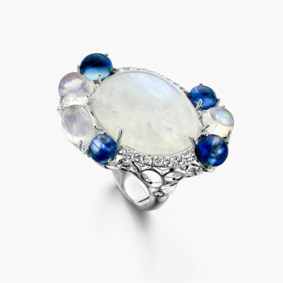 louis reichman, jewelry, ring